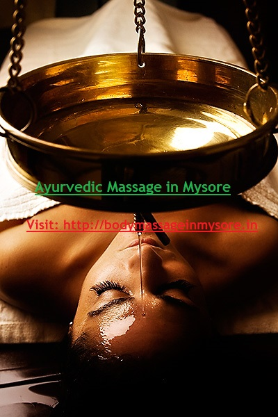 Ayurvedic Body Massage