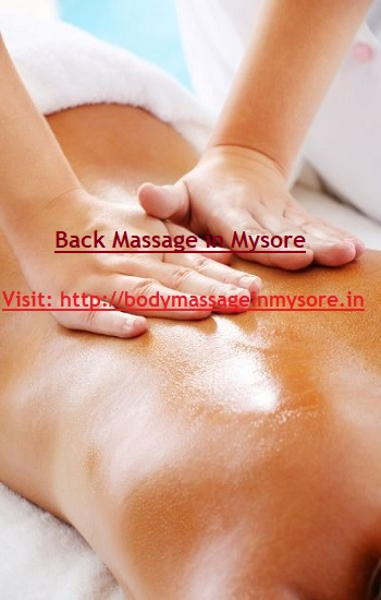 Back Body Massage in Mysore