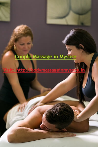 Couple Massage Therapy