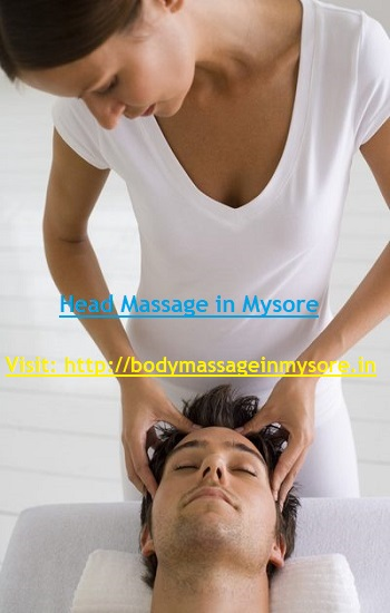 Head Body Massage in Mysore